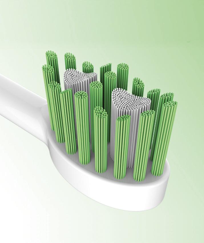 Sonic 3D sensitive brush heads