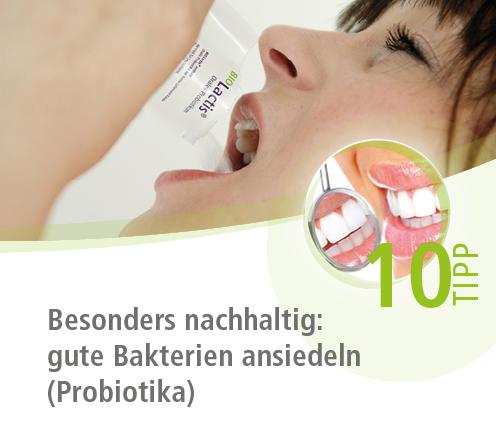 Oral probioticum